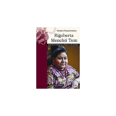 Rigoberta Menchu Tum (Hardcover)