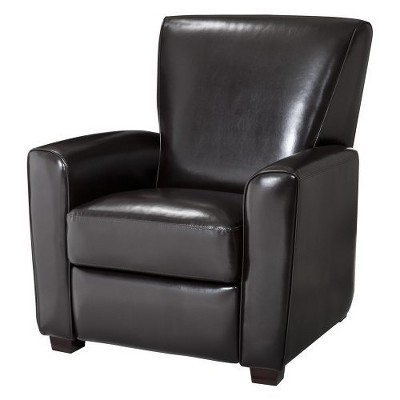 Nolan Bonded Leather Recliner - Threshold™