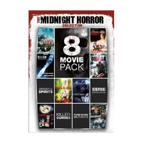 The Midnight Horror Collection, Vol. 1 (2 Discs) (Widescreen)