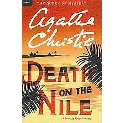 Death on the Nile (Large Print) (Hardcover)