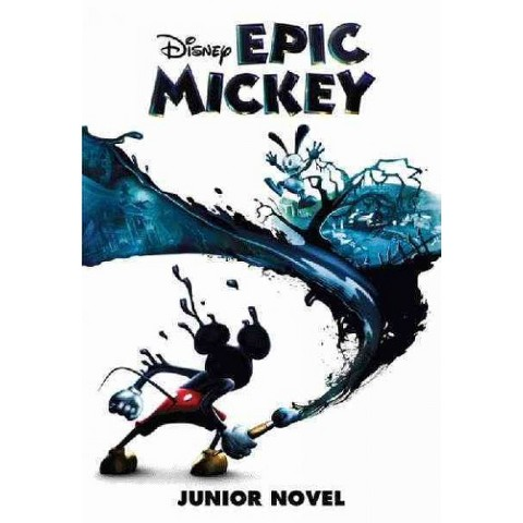 Disney - Epic Mickey (Paperback)