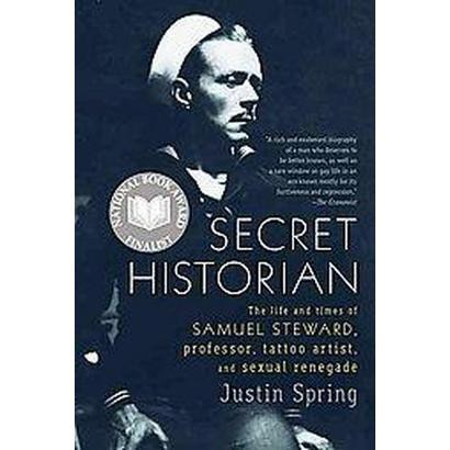 Secret Historian (Reprint) (Paperback)