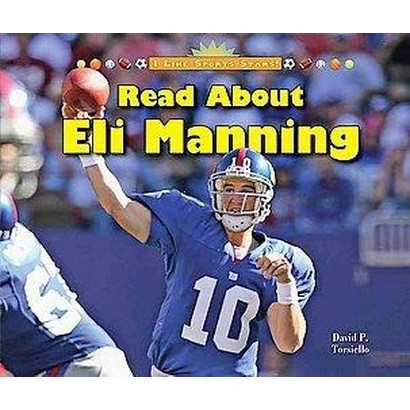 Read About Eli Manning (Hardcover)