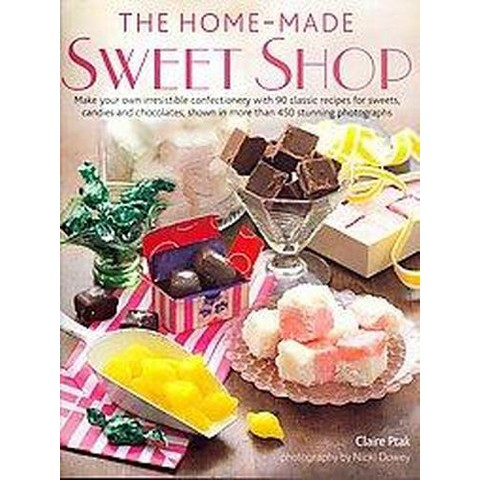 Home-made Sweet Shop (Hardcover)