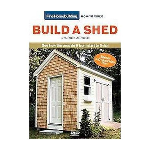 Build a Shed (DVD)