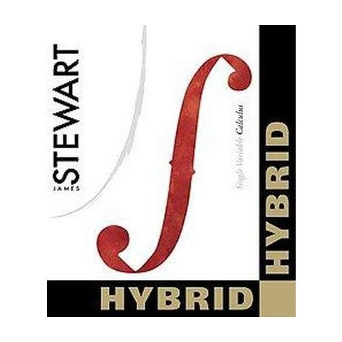 Hybrid Single Variable Calculus + WebAssign Access (Mixed media product)