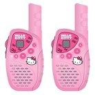 Hello Kitty 22-Channel 4-Mile 2-Way Radio - Pink (KT2022)