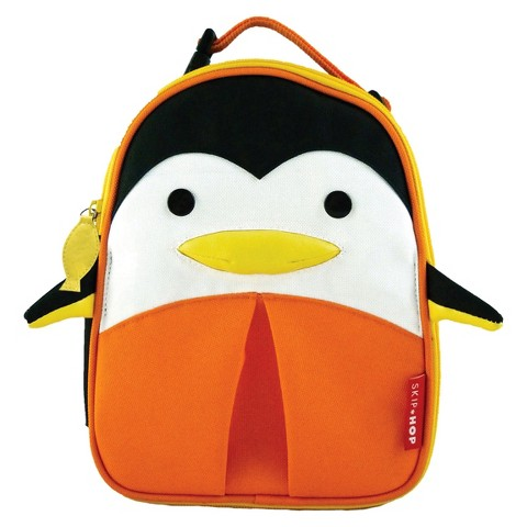 Skip Hop Zoo Little Kids & Toddler Insulated Lunch Bag - Penguin
