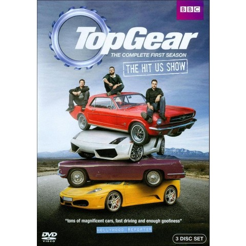 Top Gear USA: The Complete First Season (3 Discs) (Widescreen)