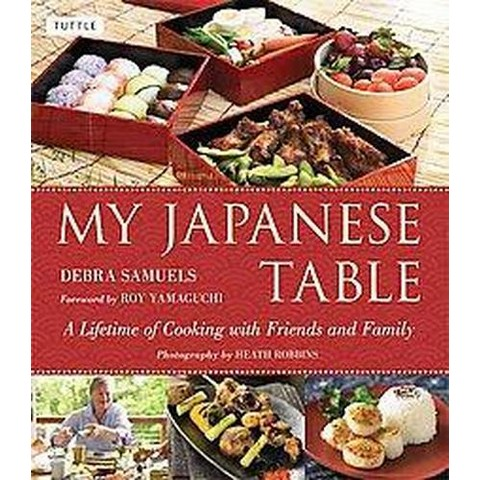 My Japanese Table (Hardcover)