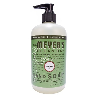 Mrs. Meyer's Clean Day Aromatherapeutic Parsley Scent Liquid Hand Soap 12.5-oz.