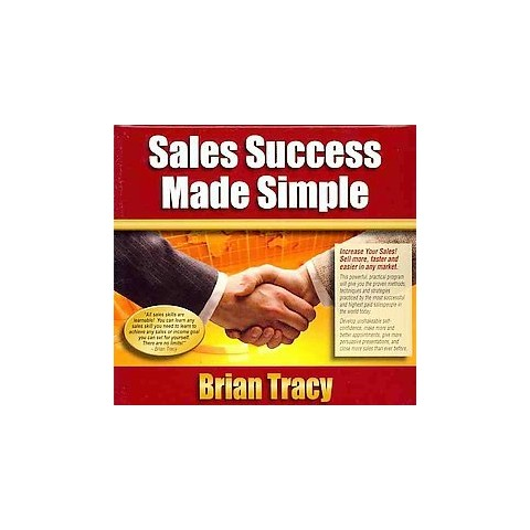 Sales Success Made Simple (Unabridged) (Compact Disc)