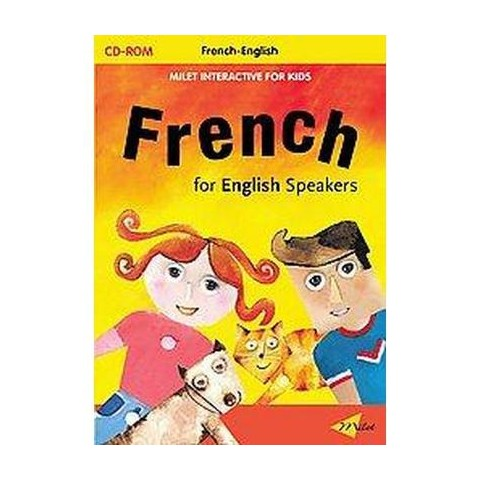 French for English Speakers (Bilingual) (CD-ROM)