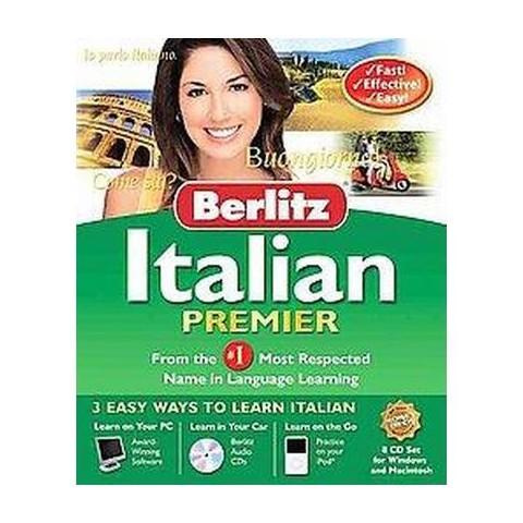 Italian Premier (Bilingual) (DVD-ROM)