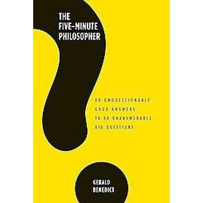 The Five-minute Philosopher (Hardcover)