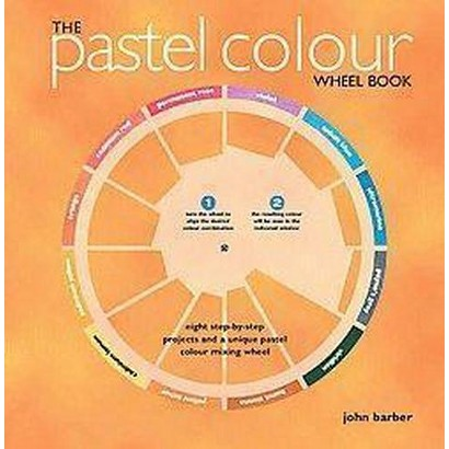 The Pastel Colour Wheel Book (Paperback)