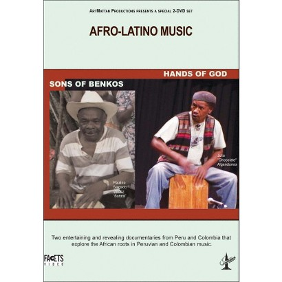 Afro-Latino Music in Peru & Colombia: Sons of Benkos/Hands of God (2 Discs)
