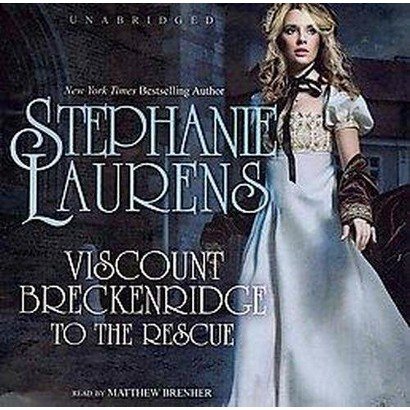Viscount Breckenridge to the Rescue (Unabridged) (Compact Disc)