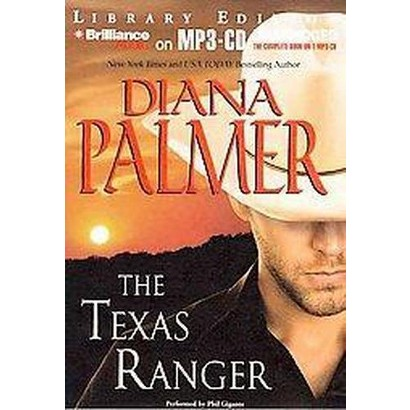 The Texas Ranger (Unabridged) (Compact Disc)