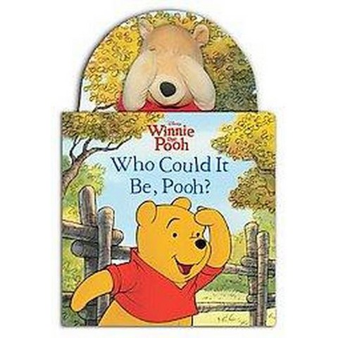 Who Could It Be, Pooh? (Mixed media product)