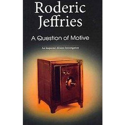A Question of Motive (Large Print) (Hardcover)