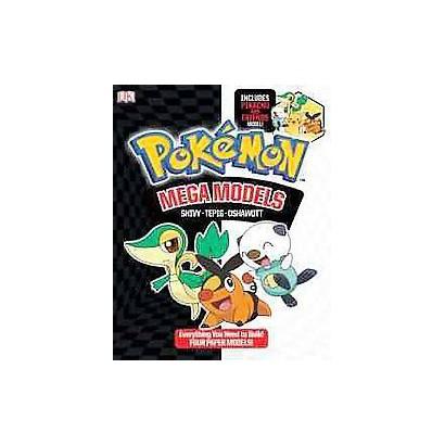 Pokemon Mega Models (Paperback)