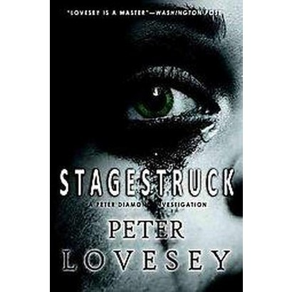 Stagestruck (Large Print) (Hardcover)