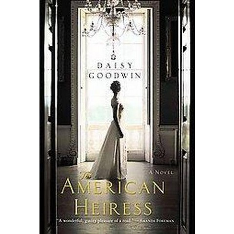 The American Heiress (Large Print) (Hardcover)