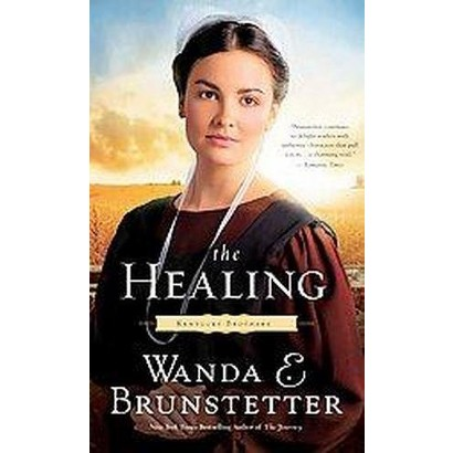 The Healing (Large Print) (Hardcover)
