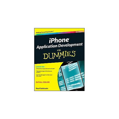 iPhone Application Development for Dummies (Paperback)