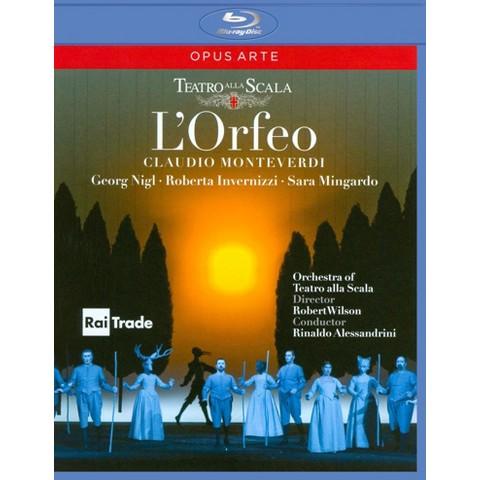 L' Orfeo (Blu-ray) (Widescreen)