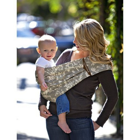 Shell adjustable sling baby carrier whisper product details page