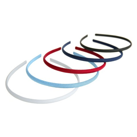 Goody 5Ct Shoestring Headbands
