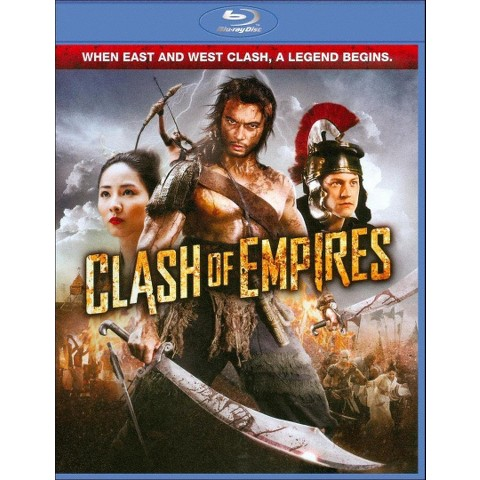 Clash of Empires (Blu-ray) (Widescreen)