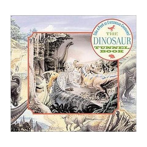 The Dinosaur Tunnel Book (Hardcover)