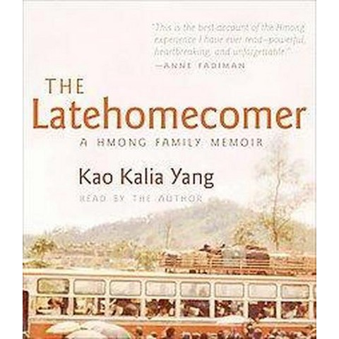 The Latehomecomer (Unabridged) (Compact Disc)