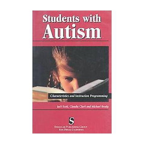 Students With Autism (Paperback)