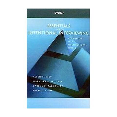 Essentials of Intentional Interviewing (DVD)