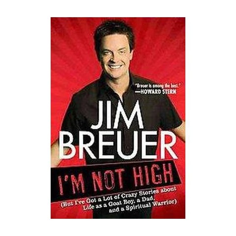 I'm Not High (Paperback)