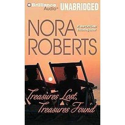 Treasures Lost, Treasures Found (Unabridged) (Compact Disc)