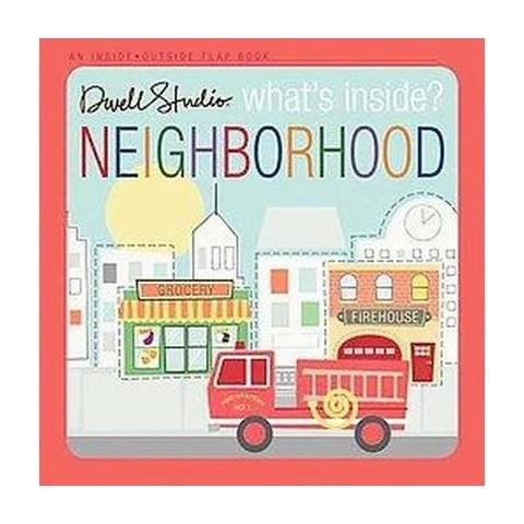 What's Inside? Neighborhood (Hardcover)