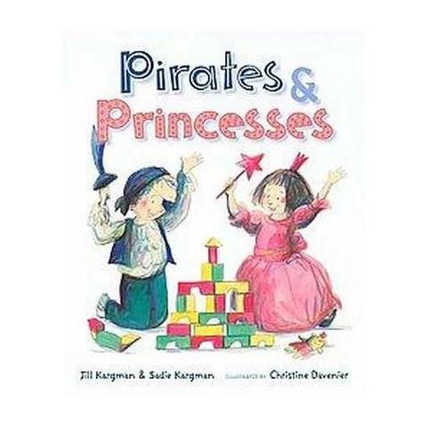 Pirates and Princesses (Hardcover)
