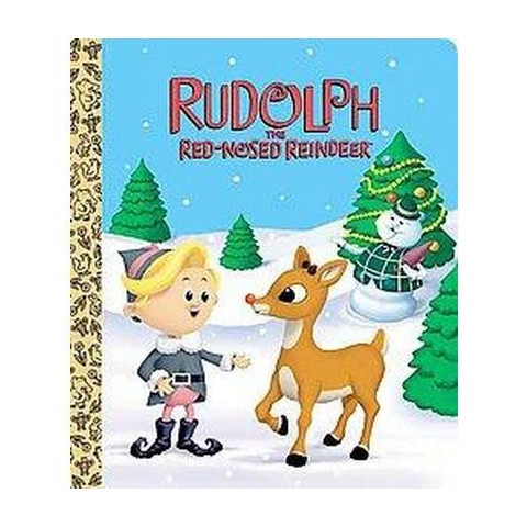 Rudolph the Red-nosed Reindeer (Board)
