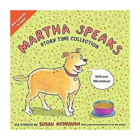 Martha Speaks Story Time Collection (Hardcover)