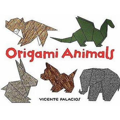 Origami Animals (Paperback)