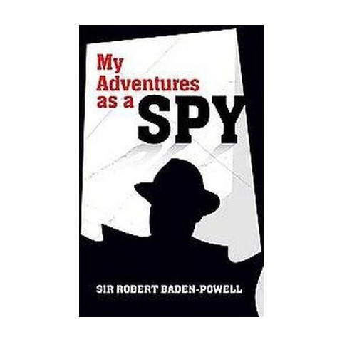 My Adventures As a Spy (Paperback)
