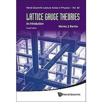 Lattice Gauge Theories (Hardcover)