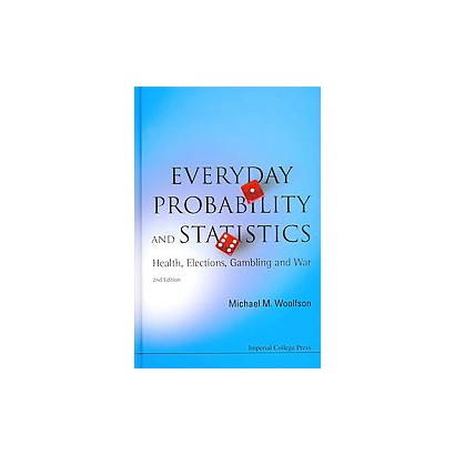 Everyday Probability and Statistics (Hardcover)