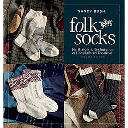 Folk Socks (Updated) (Paperback)