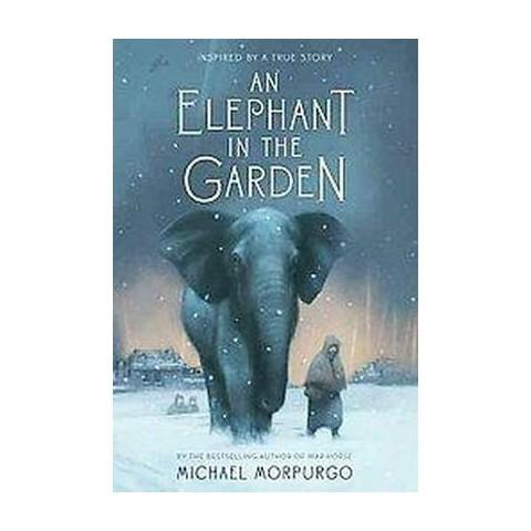 An Elephant in the Garden (Reprint) (Hardcover)